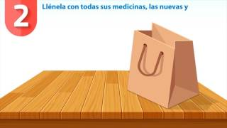 Brown Bag Medication Checkup in U.S. Spanish